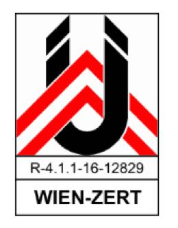 Guetesiegel Wien-zert