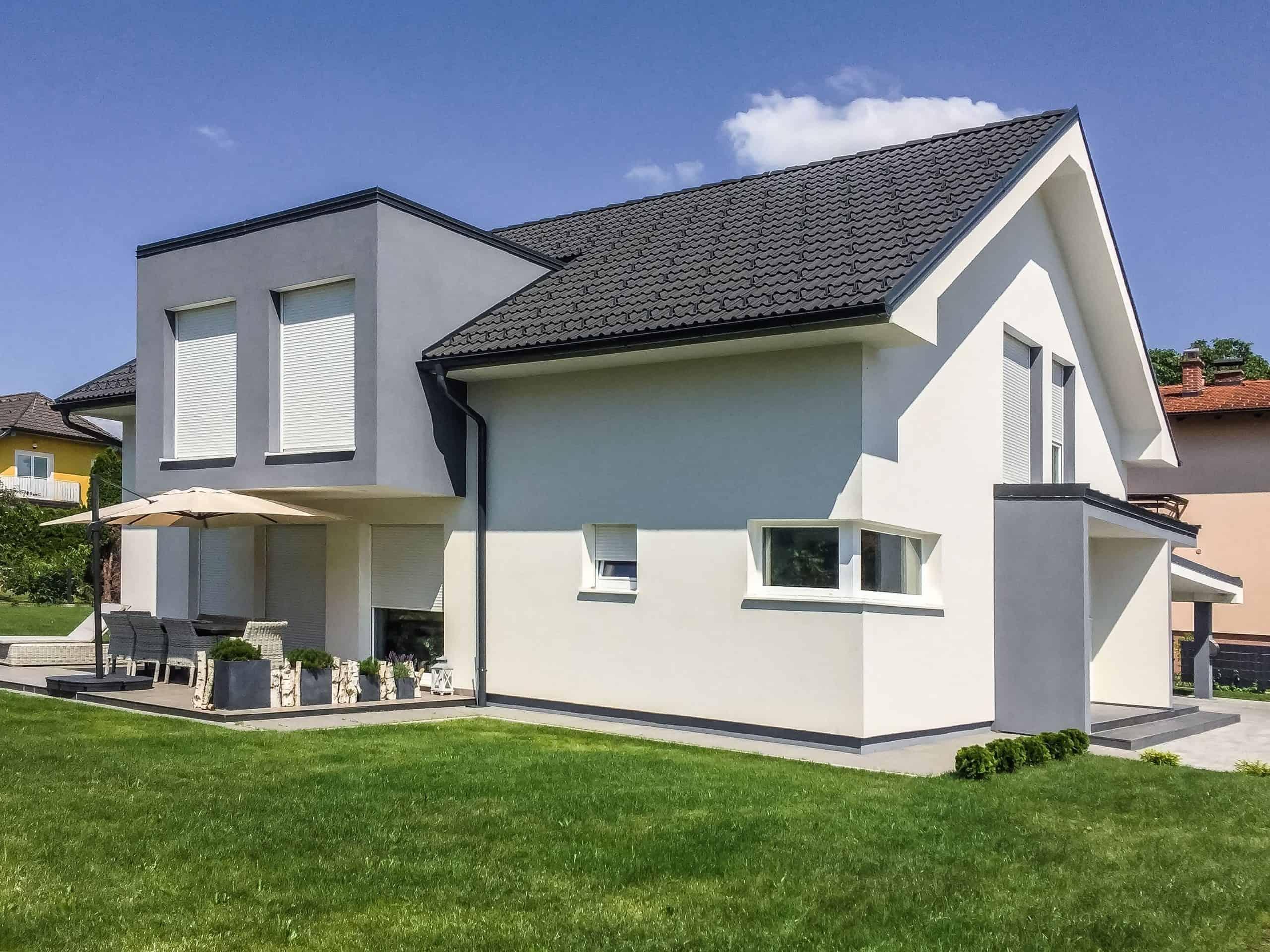 Fertighaus Mansardenhaus Flex 126